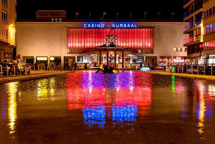 De dieven stalen 44.650 euro uit het casino van Oostende.