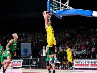"""Antwerp Giants en Cameron Krutwig Europees tegen Bergen: """"Ik had tijd nodig om me aan te passen aan het Europese basket"""""""