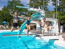 Kon het korte zwemseizoen voor het openluchtbad in Zwolle wel uit?