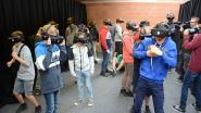 Jongeren mogen even spoorlopen (in virtual reality)