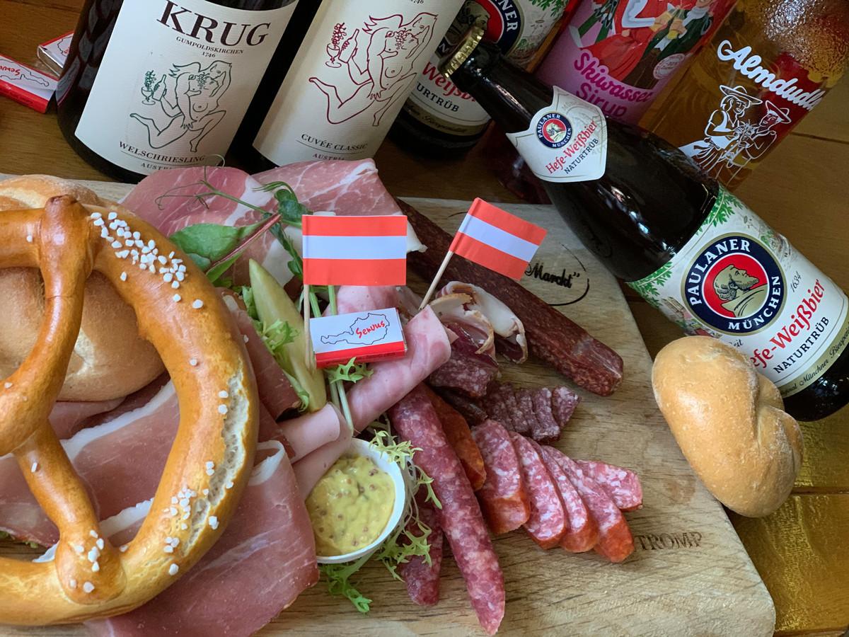Een van de gerechten die Gasterij de Oale Marckt in Wierden maakt tijdens de Oostenrijkse week.