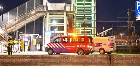 Treinverkeer rondom Lage Zwaluwe tijdelijk stilgelegd vanwege lekkage bij wagon van goederentrein
