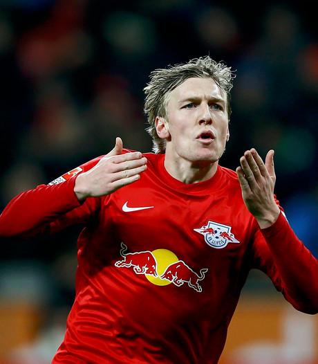 Leipzig-sensatie Forsberg verlengt contract