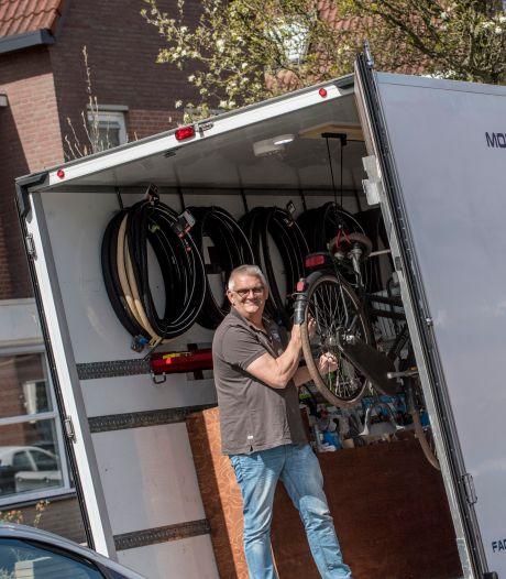 Ja-Mo: 'fietsenmaker voor onderweg en aan huis'
