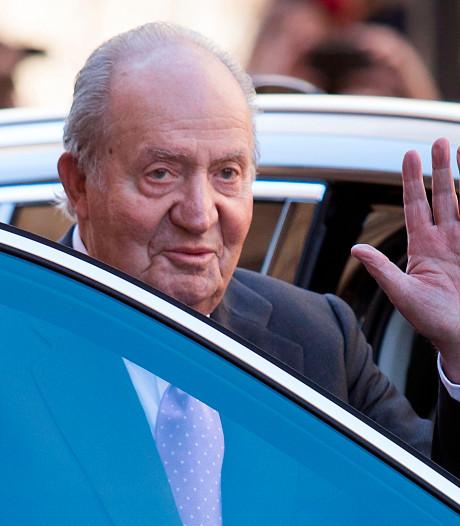 Oud-koning Juan Carlos opnieuw middelpunt schandaal