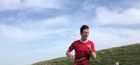 Hardlopen helpt karter Ruben Boutens op weg naar het WK