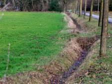 Onderhoud sloten en beken in Oost-Brabant wordt veiliger