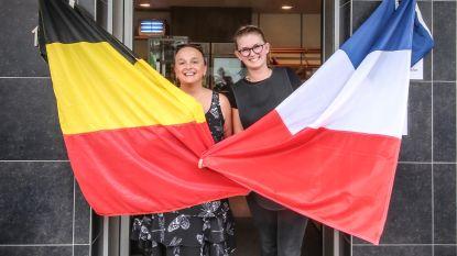 """""""Belgen maken meer ambiance"""""""