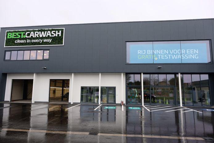 Best Carwash opende in december de deuren langs de Leuvensesteenweg in Nossegem, maar zag de milieuvergunning nu vernietigd.