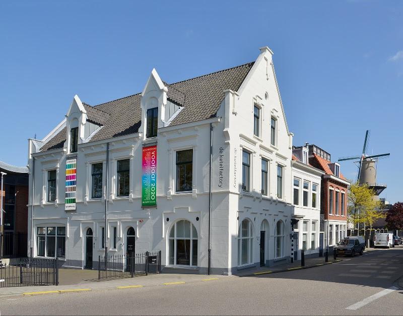 De Ketelfactory Schiedam is gevestigd aan de Hoofdstraat.