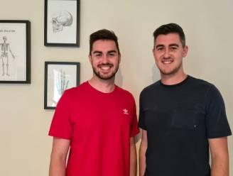 """Broers uit Londerzeel lanceren digitale assistent voor wie revalideert: """"Met app Sweevy hebben patiënten kinesist op zak"""""""