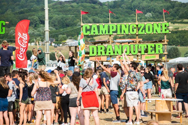 Dranouter  Festival  2 august 2019 Beeld Alex Vanhee