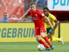 FC Twente wint voor 3000 fans van Fortuna