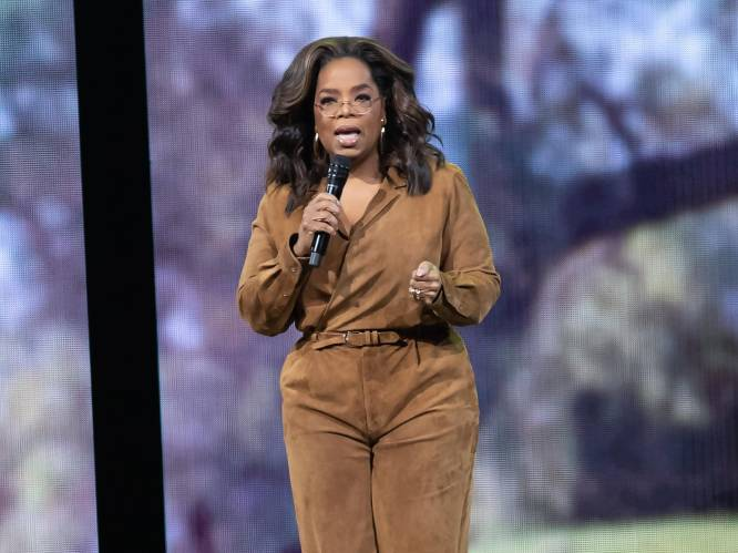Ze groeide op in kleedjes van aardappelzakken, nu heeft ze vijf villa's:  zo werd Oprah Winfrey miljardair en baas van een media-imperium