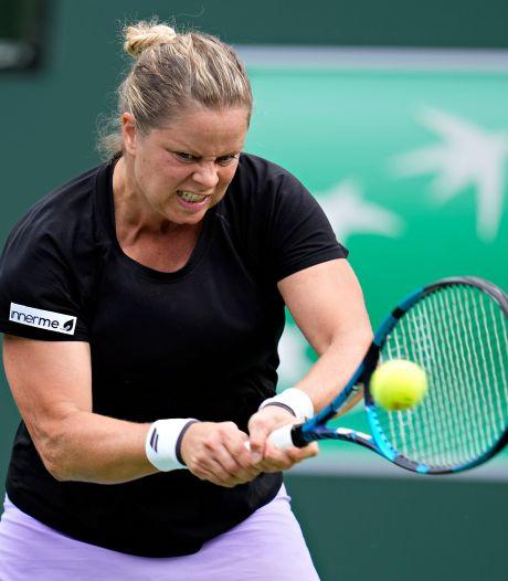 Kim Clijsters à nouveau battue au premier tour, 5e défaite depuis son retour