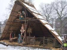 Bejaarde kerststalbouwers in Heeze durven niet meer