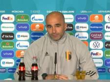 """Martinez sur De Bruyne et Hazard: """"Ce sera dur de les avoir tous les deux à 100%"""""""