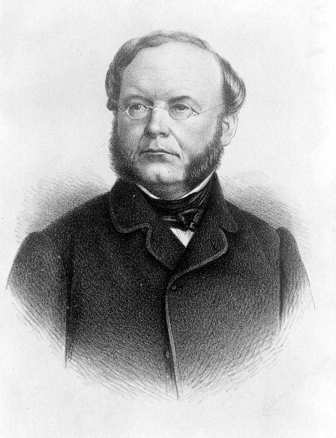 Wolter Robert baron van Hoëvell streed voor afschaffing van de slavernij.