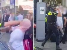 19-jarige verdachte mishandeling agenten Kanaalstraat 'wilde moeder verdedigen'