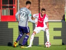 Ajax in Olympisch Stadion onderuit tegen Anderlecht