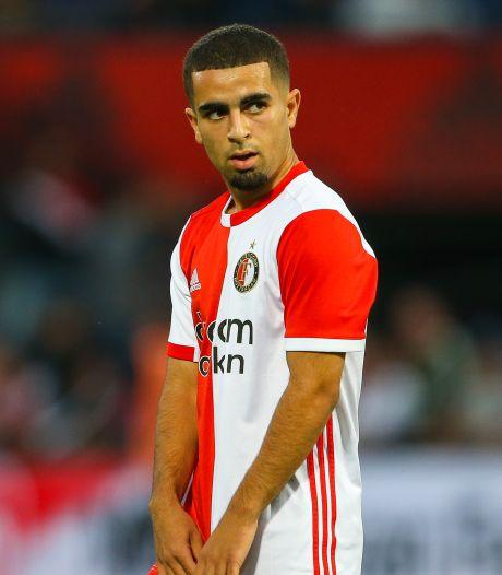 Officieel: NAC huurt Azarkan van Feyenoord