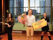 Nijmeegse dichter Wout Waanders wint C. Buddingh'-prijs