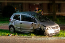 Automobiliste gewond bij ongeluk in Oss.