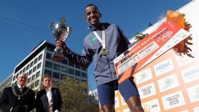 PORTRET. Bashir Abdi, de beste marathonloper van ons land, droomde van een carrière als profvoetballer