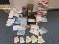 Betrapte dealer (23) leidt politie naar grote drugsvangst in Noordoostpolder: drie arrestaties