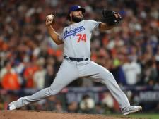 Hoofdrol voor Kenley Jansen in play-offs MLB: perfecte inning leidt LA Dodgers naar finale
