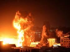 Opnieuw hevige Israëlische luchtaanvallen op Gazastrook
