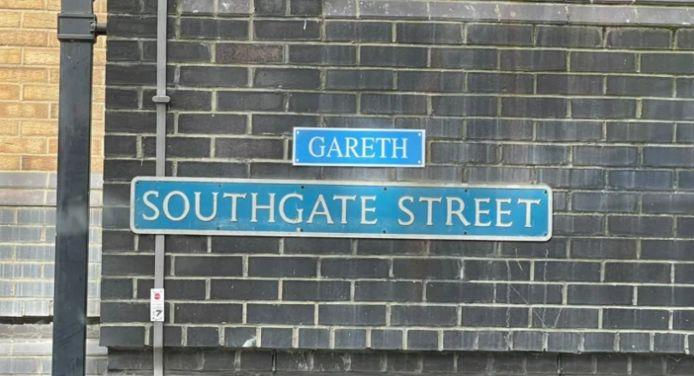 Gareth Southgate Street
