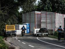 Verbindingsbrug tussen Spijk en Elten langer dicht: herfst vertraagt werkzaamheden
