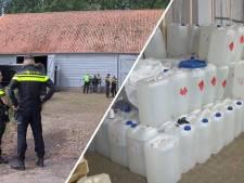 Huurder van schuur met mega-cokewasserij in Oud-Vossemeer vrijgelaten