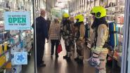Brandweer snelt ter plaatse... maar gaslek in apotheek blijkt vals alarm