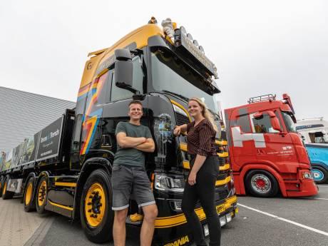 Wekenlang poetsen voor mooiste truck: al pronken ze in Kampen zonder publiek