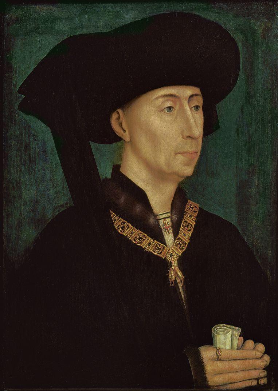 Filips de Goede (1396-1467), afgebeeld door Rogier van der Weyden. Beeld www.bridgemanimages.com