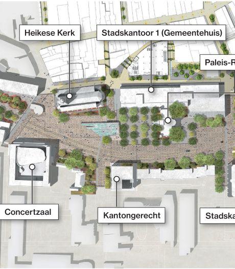 Raad staat voor historisch besluit over Stadsforum, 'Plein van en voor alle Tilburgers'
