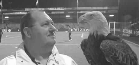 Go Ahead Eagles rouwt om overleden steward Rein Willems