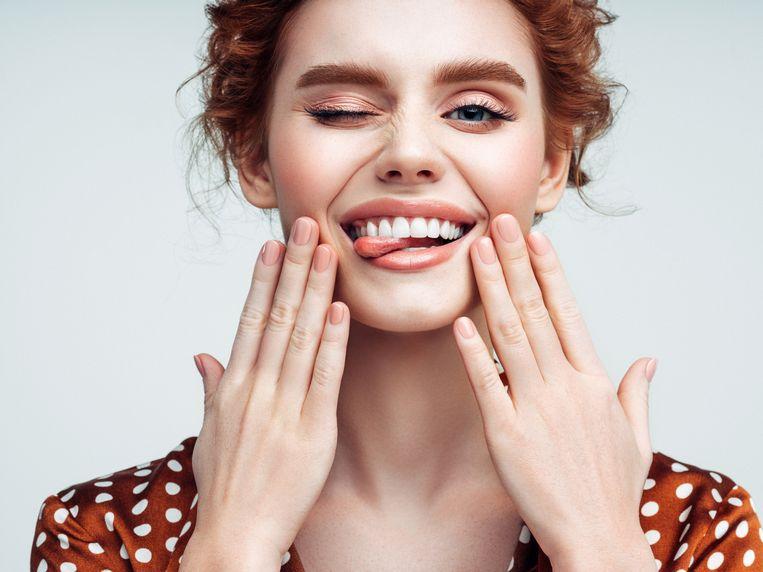 Hoe je lippen veranderen als je ouder wordt – en hoe je de tijd nog een béétje kunt rekken Beeld Getty Images
