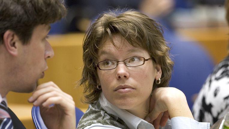 Lea Bouwmeester. Beeld ANP