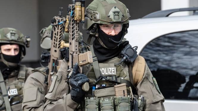 Elf opgepakte terreurverdachten Duitsland weer vrij, onvoldoende bewijs