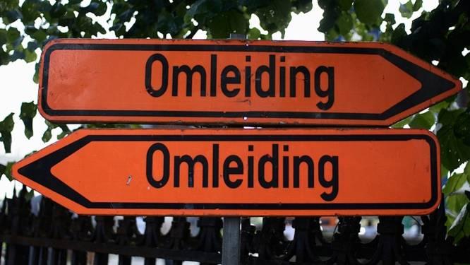 Vanaf volgende week flinke hinder op het industrieterrein tussen Herentals en Herenthout
