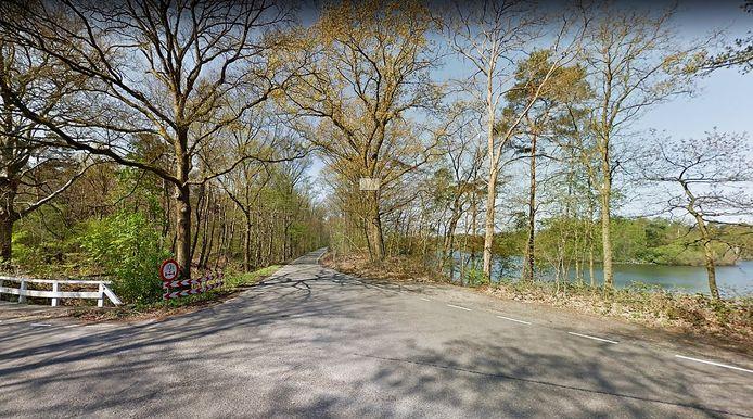 De Moervaart zoals het er nu is. Een handige route van en naar Bergen op Zoom.