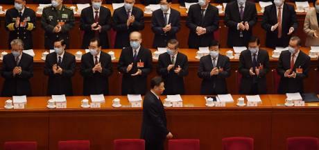China zet lijnen uit voor komende vijf jaar