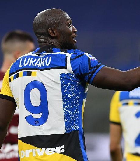 Un but et un assist pour Romelu Lukaku, vainqueur avec l'Inter