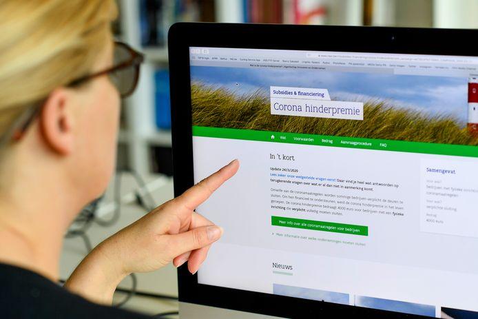 Vlaamse ondernemers moeten zo'n 8 à 10 miljoen aan onterecht aangevraagde coronapremies terugbetalen.