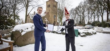 Rossumse Earestuuver voor Muziekvereniging Sint Henricus: 'Ze staan altijd klaar voor anderen'