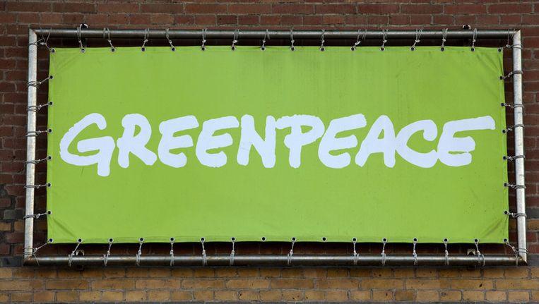 Greenpeace Beeld ANP