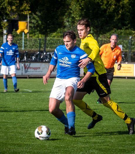Speler van tiende elftal geeft De Braak lucht; Liessel verliest weer